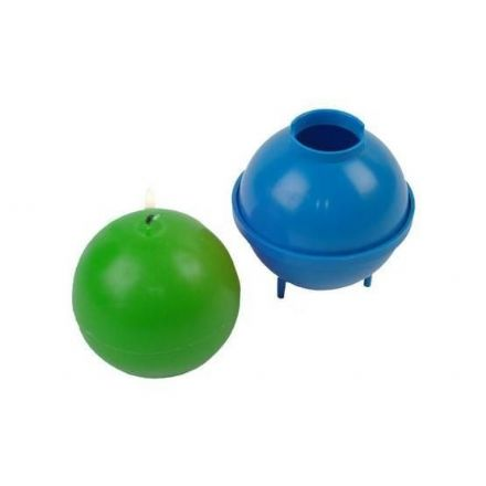 Candle Mould PM46 - Large Ball